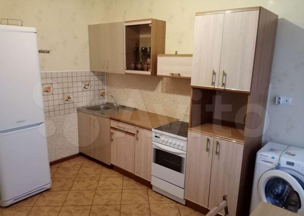 Аренда однокомнатной квартиры Истра, улица 25 лет Октября 9, цена 21000 рублей, 2021 год объявление №1381629 на megabaz.ru