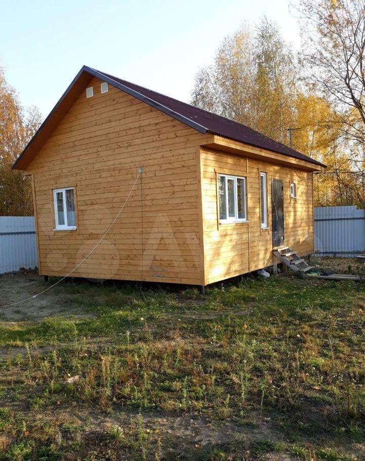Продажа дома деревня Губино, Лесная улица, цена 2500000 рублей, 2021 год объявление №599042 на megabaz.ru