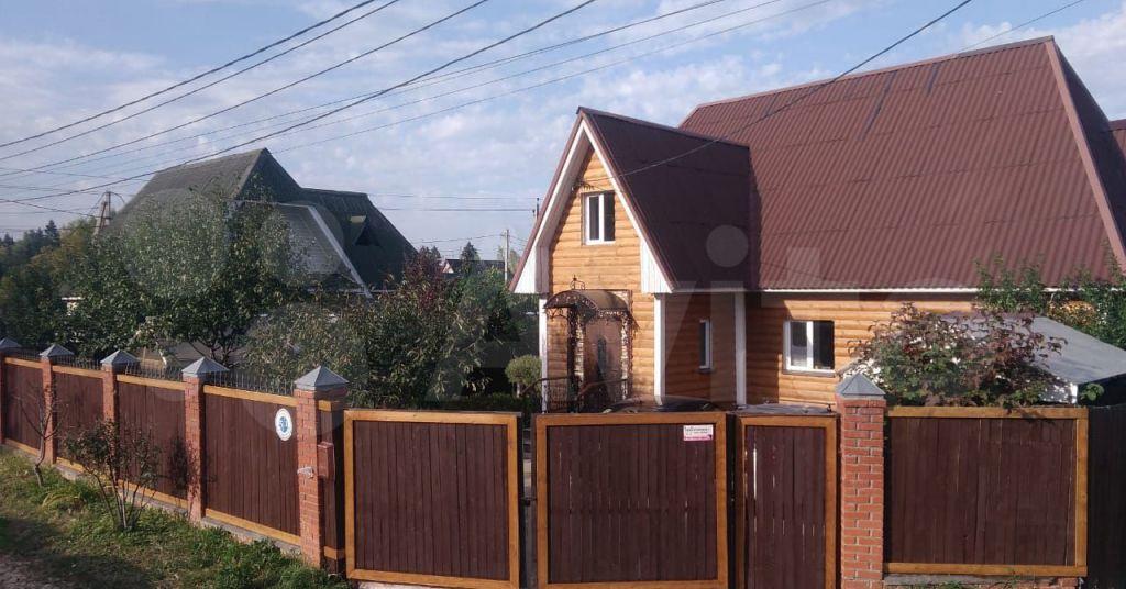 Продажа дома деревня Нестерово, Солнечная улица 5, цена 12450000 рублей, 2021 год объявление №669762 на megabaz.ru