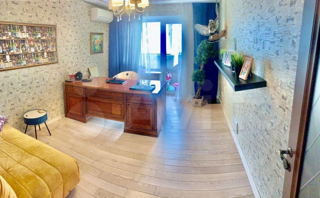 Аренда пятикомнатной квартиры Солнечногорск, Молодёжная улица 3, цена 100000 рублей, 2021 год объявление №1379030 на megabaz.ru