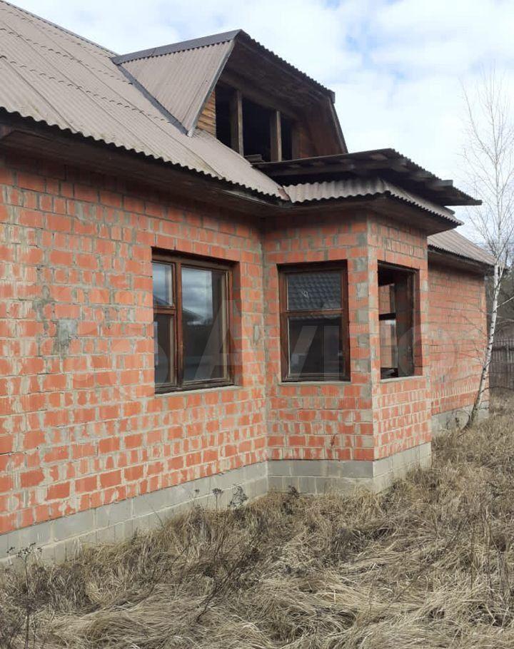 Продажа дома деревня Ивановка, Ивановская улица 31Б, цена 2650000 рублей, 2021 год объявление №615598 на megabaz.ru