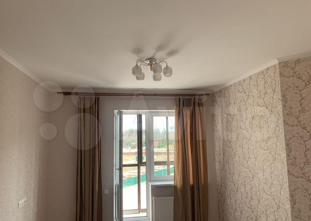 Аренда однокомнатной квартиры деревня Митькино, Заречная улица 4, цена 23000 рублей, 2021 год объявление №1381598 на megabaz.ru
