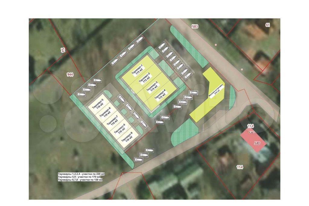 Продажа дома Апрелевка, Вишнёвая улица 1, цена 15300000 рублей, 2021 год объявление №615540 на megabaz.ru