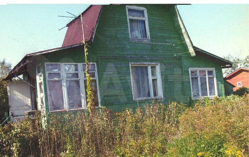 Продажа дома деревня Бельское, цена 500000 рублей, 2021 год объявление №609755 на megabaz.ru