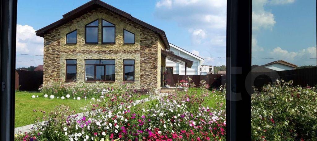 Продажа дома деревня Большое Петровское, цена 12999000 рублей, 2021 год объявление №616158 на megabaz.ru