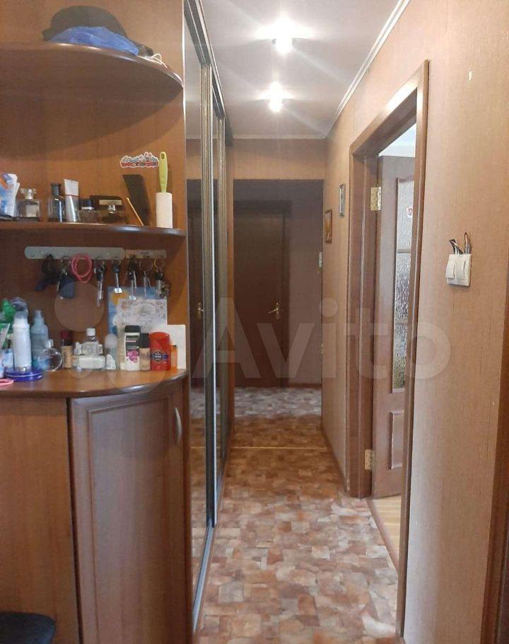 Продажа трёхкомнатной квартиры Воскресенск, Центральная улица 36, цена 3800000 рублей, 2021 год объявление №616160 на megabaz.ru