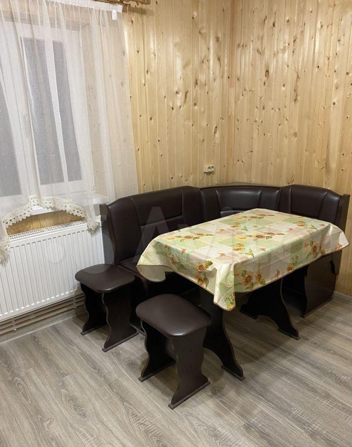 Аренда дома поселок Государственного племенного завода Константиново, 2-я линия 1, цена 55000 рублей, 2021 год объявление №1388881 на megabaz.ru