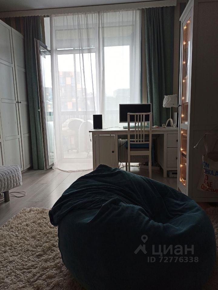 Продажа студии Апрелевка, Ясная улица 8, цена 4900000 рублей, 2021 год объявление №617486 на megabaz.ru