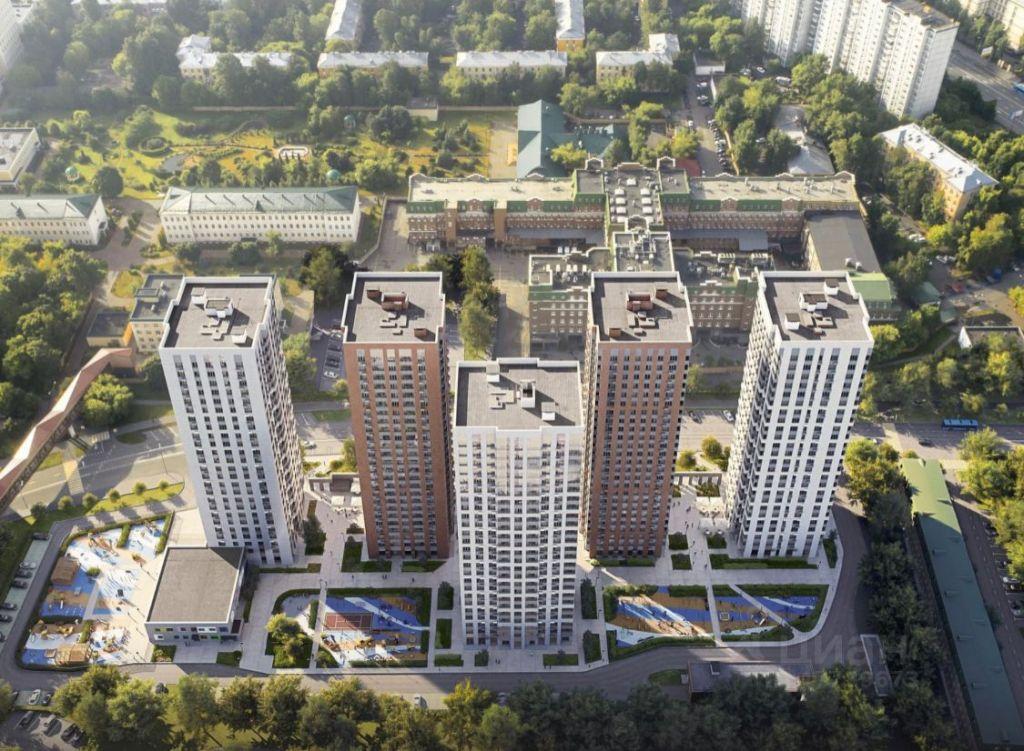 Продажа двухкомнатной квартиры Москва, метро Беговая, Хорошёвское шоссе 40А, цена 16300000 рублей, 2021 год объявление №643913 на megabaz.ru