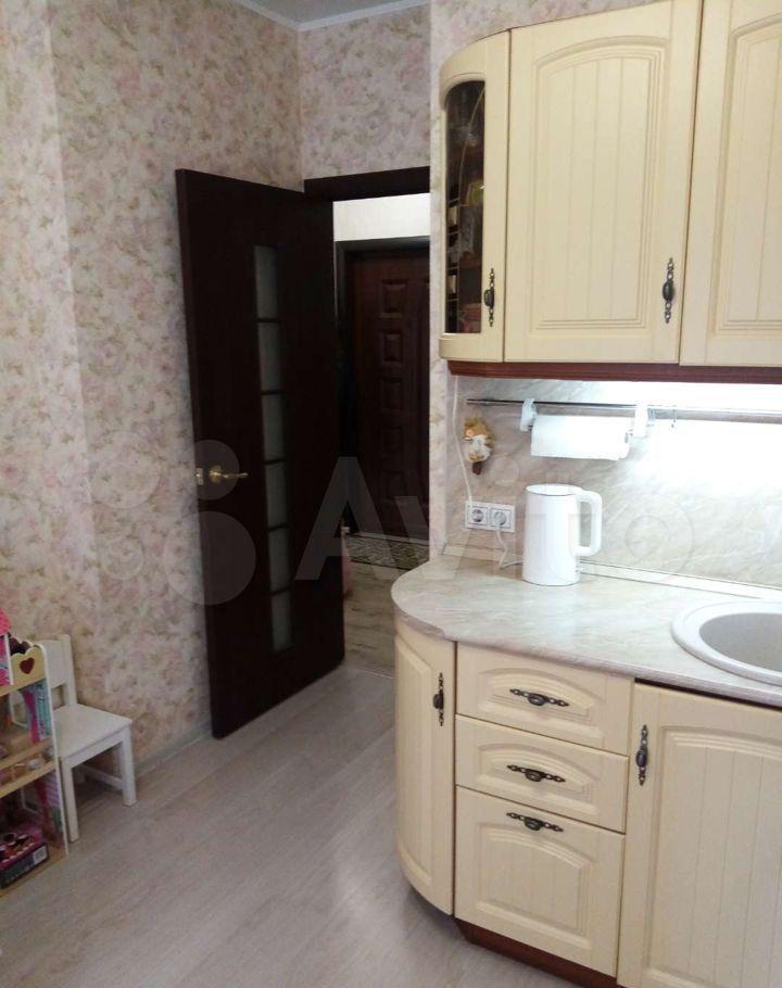 Продажа однокомнатной квартиры Раменское, Лучистая улица 3, цена 5450000 рублей, 2021 год объявление №690203 на megabaz.ru