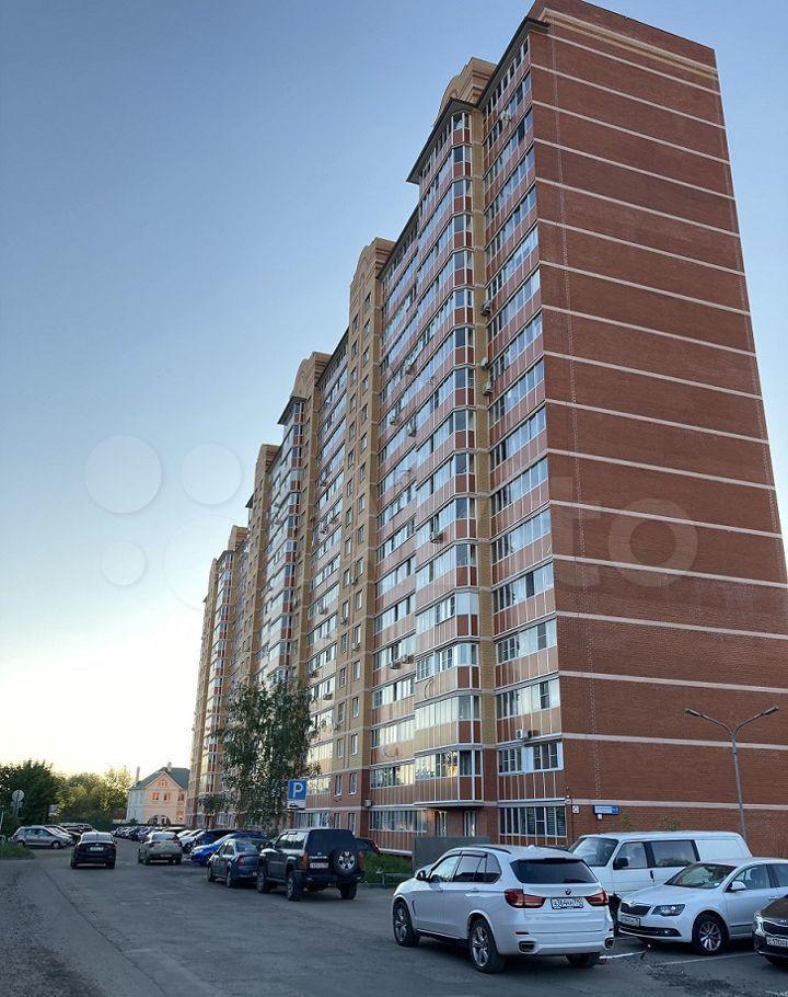 Продажа двухкомнатной квартиры Краснознаменск, улица Строителей 12/3, цена 9700000 рублей, 2021 год объявление №650779 на megabaz.ru
