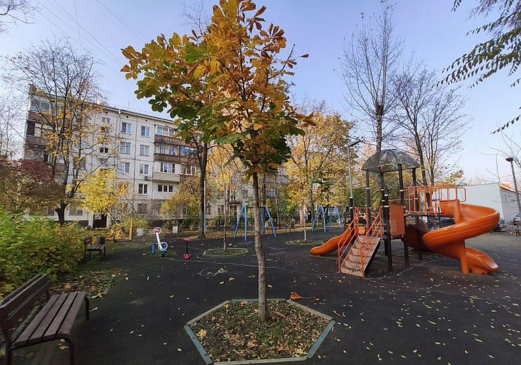 Продажа двухкомнатной квартиры Москва, метро Марьина роща, 4-я улица Марьиной Рощи 8, цена 9850000 рублей, 2021 год объявление №616740 на megabaz.ru