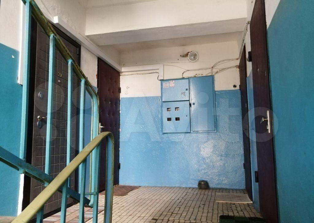 Продажа однокомнатной квартиры Орехово-Зуево, Парковская улица 28, цена 1800000 рублей, 2021 год объявление №616680 на megabaz.ru