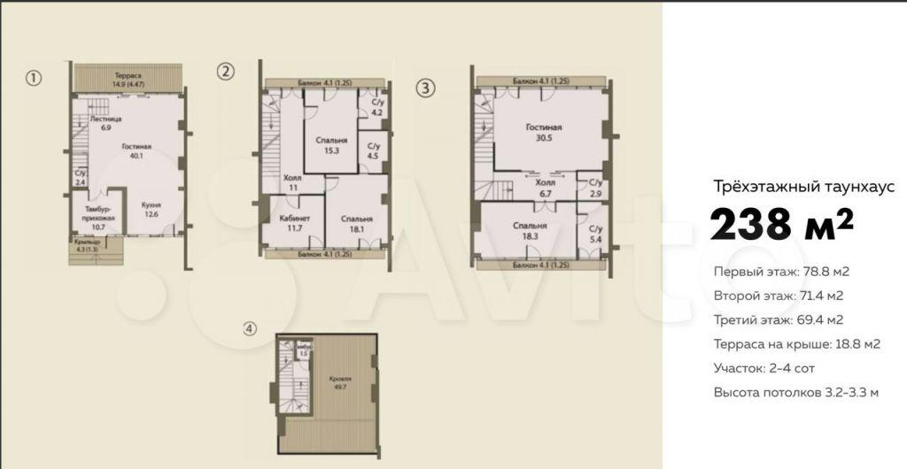 Продажа дома деревня Покровское, цена 29500000 рублей, 2021 год объявление №619597 на megabaz.ru