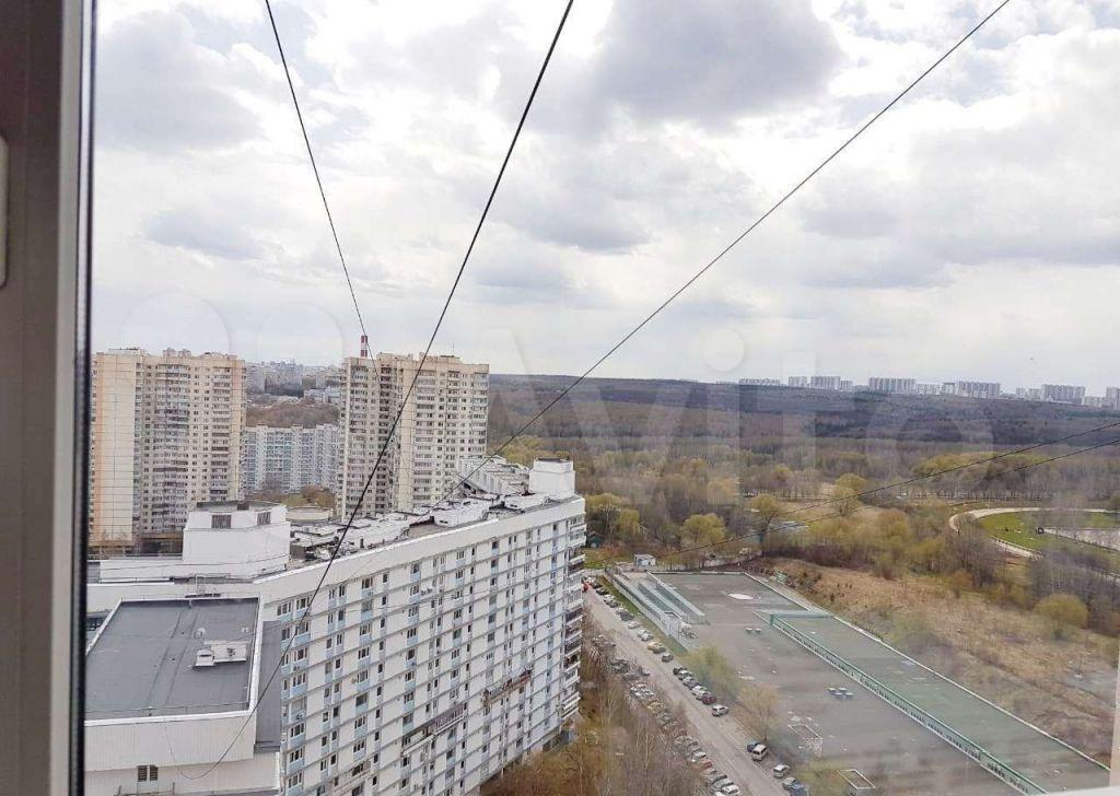 Аренда однокомнатной квартиры Москва, метро Чертановская, цена 35000 рублей, 2021 год объявление №1382911 на megabaz.ru