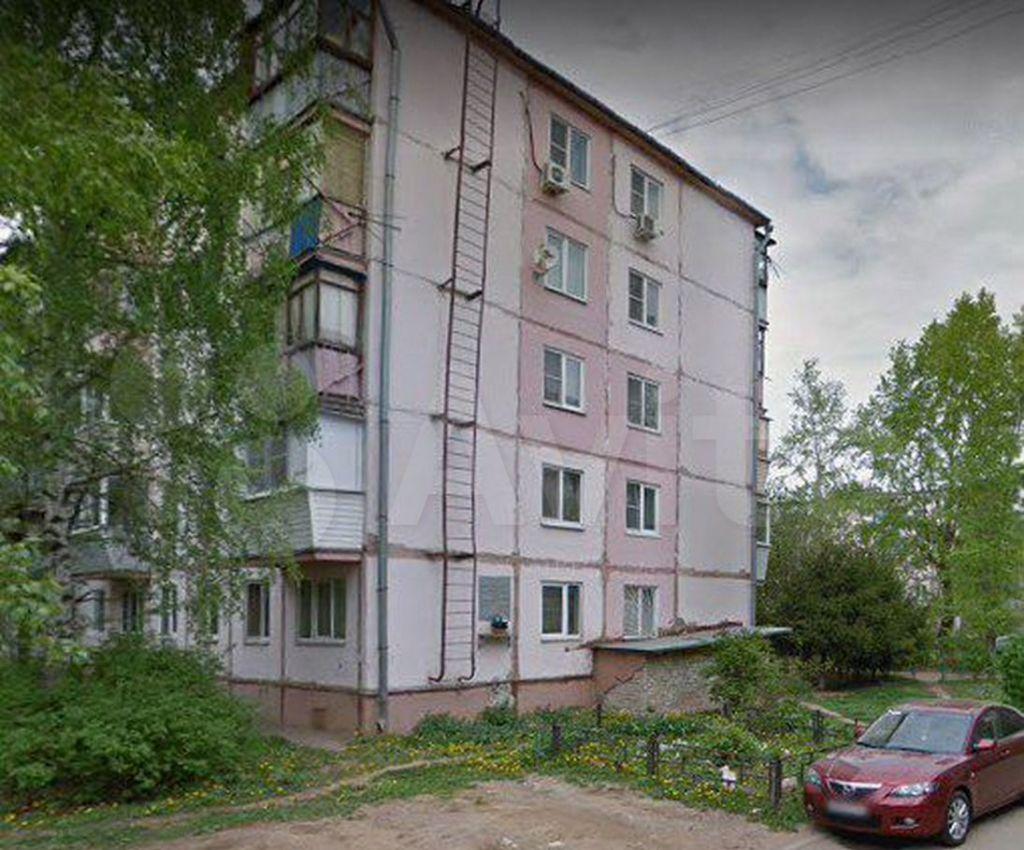 Продажа однокомнатной квартиры рабочий посёлок Калининец, Фабричная улица 6, цена 3600000 рублей, 2021 год объявление №616570 на megabaz.ru