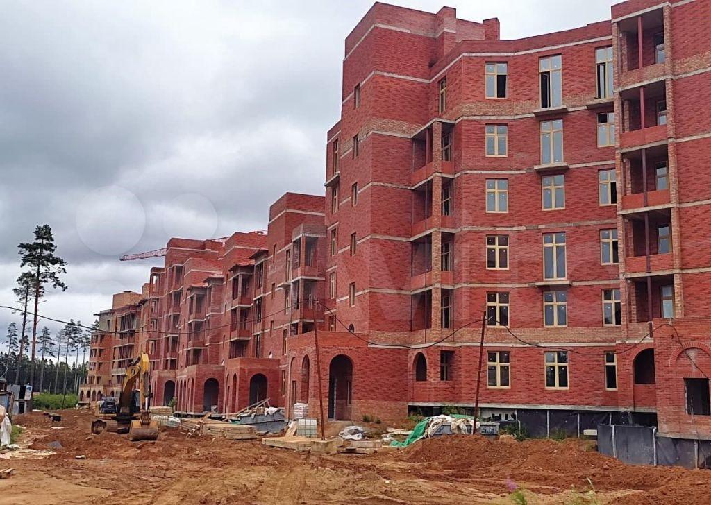 Продажа однокомнатной квартиры село Николо-Урюпино, цена 3800000 рублей, 2021 год объявление №679843 на megabaz.ru