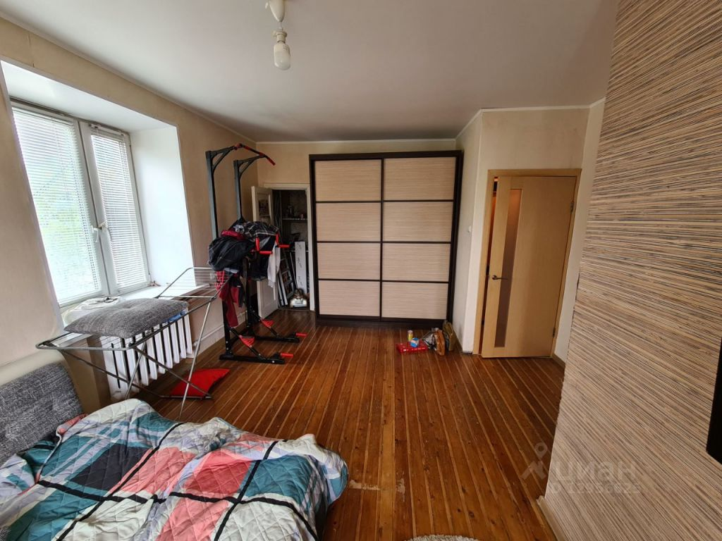 Продажа однокомнатной квартиры Королёв, улица Островского 1, цена 4700000 рублей, 2021 год объявление №619509 на megabaz.ru