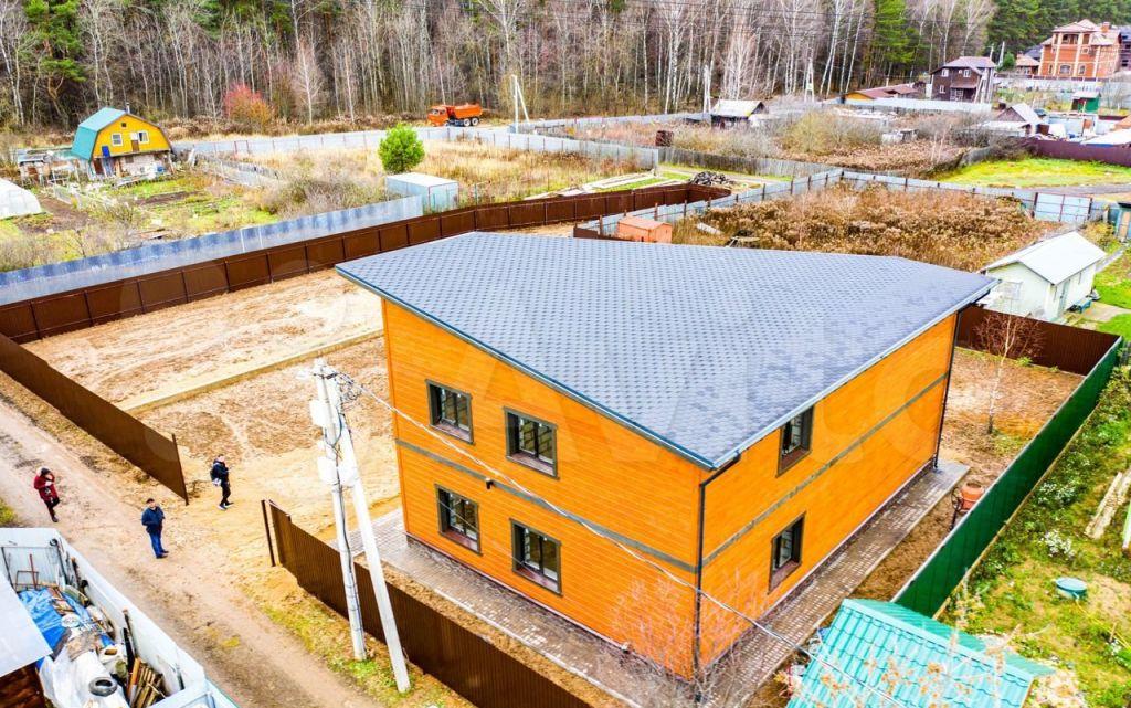 Продажа дома деревня Ивановское, цена 12000000 рублей, 2021 год объявление №617059 на megabaz.ru