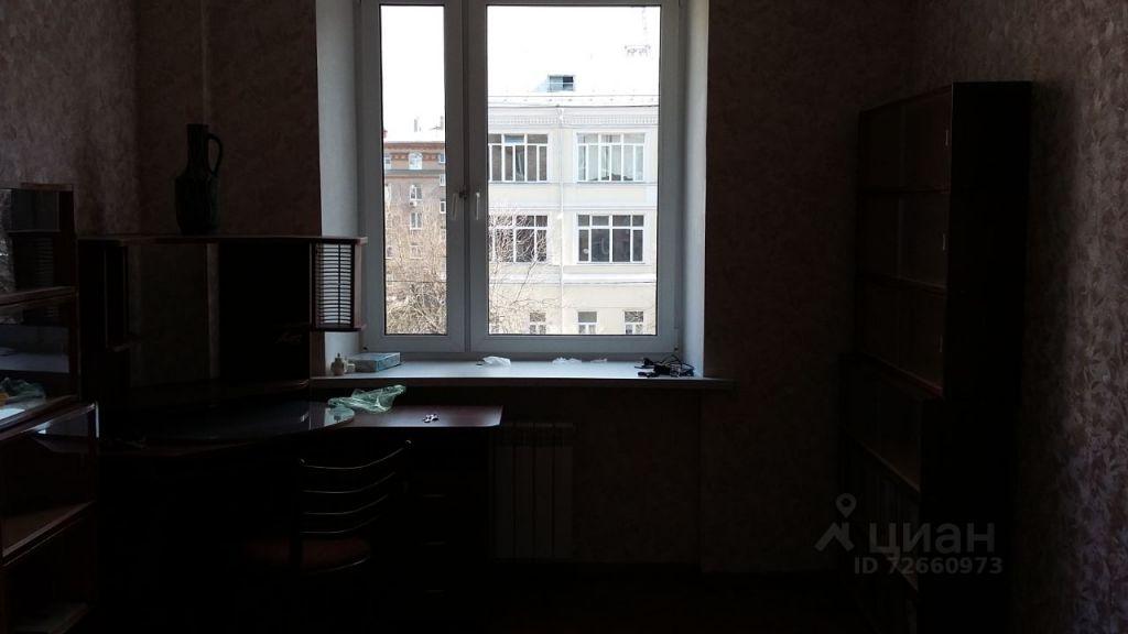Аренда двухкомнатной квартиры Москва, метро Ленинский проспект, Донская улица 24, цена 58000 рублей, 2021 год объявление №1384599 на megabaz.ru