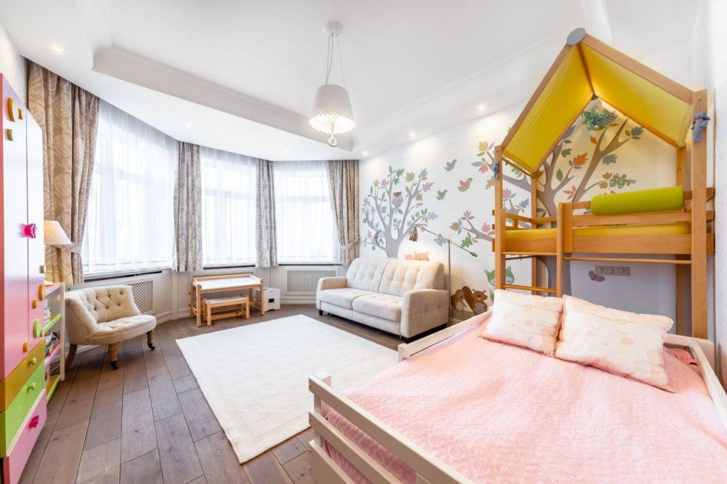 Аренда четырёхкомнатной квартиры Москва, Староволынская улица 12к5, цена 265000 рублей, 2021 год объявление №1384129 на megabaz.ru