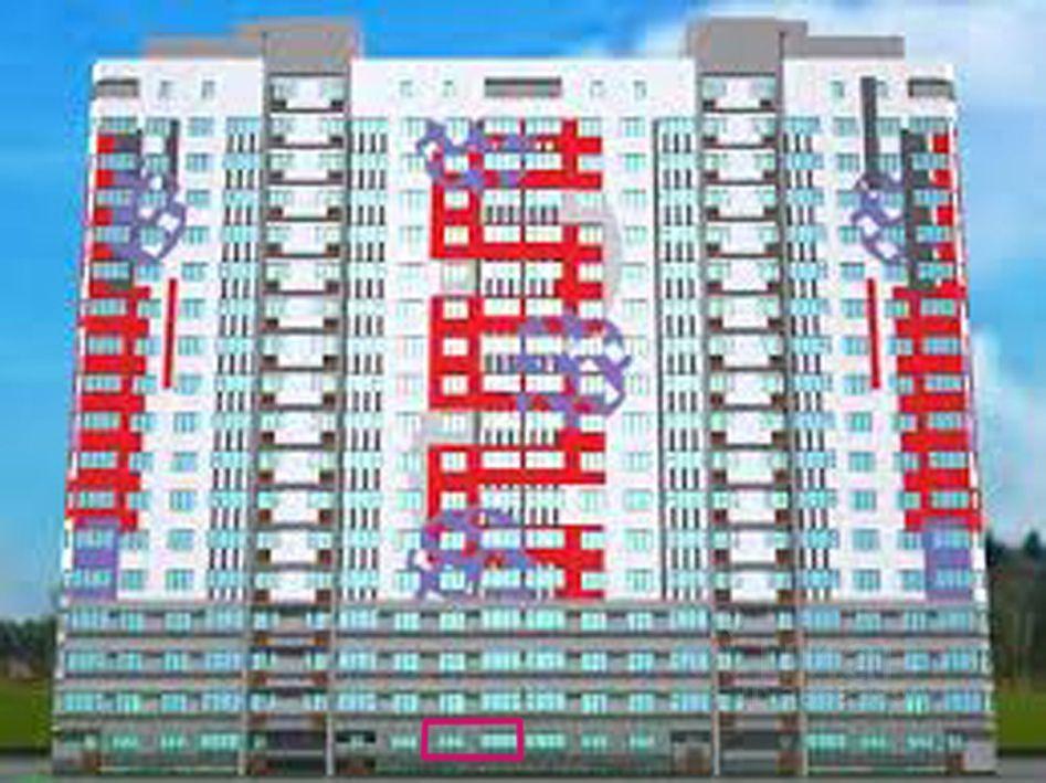 Аренда однокомнатной квартиры Ивантеевка, улица Прокудина 5, цена 22000 рублей, 2021 год объявление №1383522 на megabaz.ru