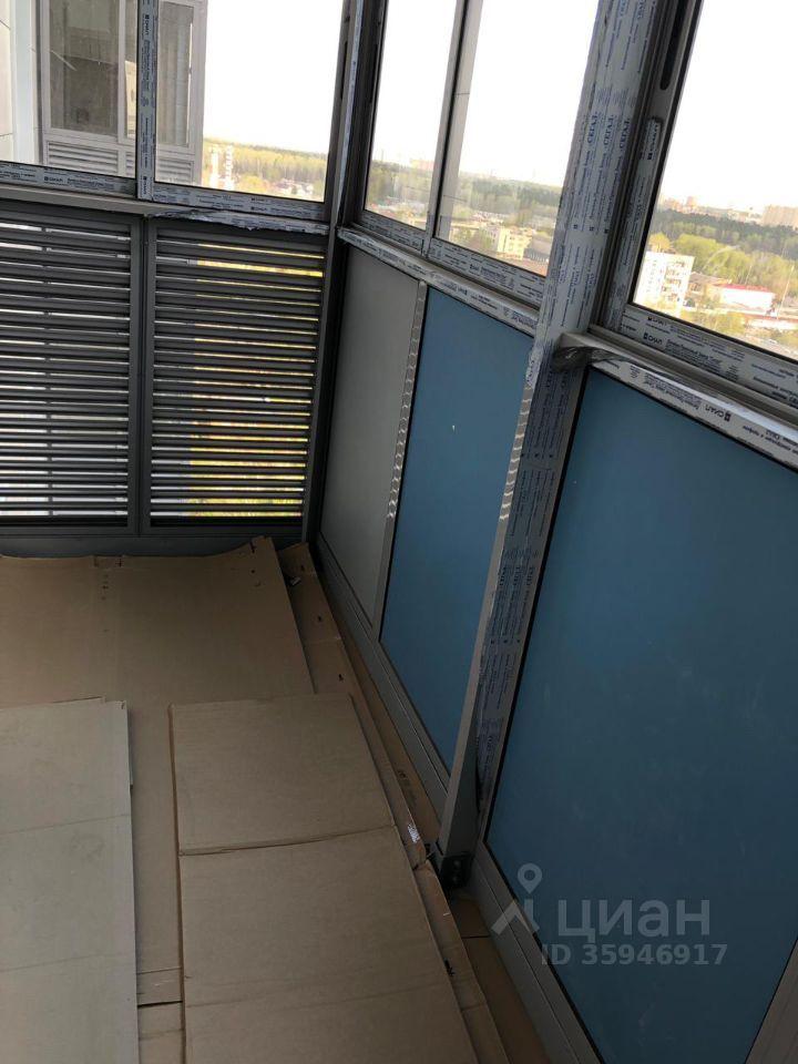 Аренда однокомнатной квартиры Мытищи, Стрелковая улица 4, цена 28000 рублей, 2021 год объявление №1384384 на megabaz.ru