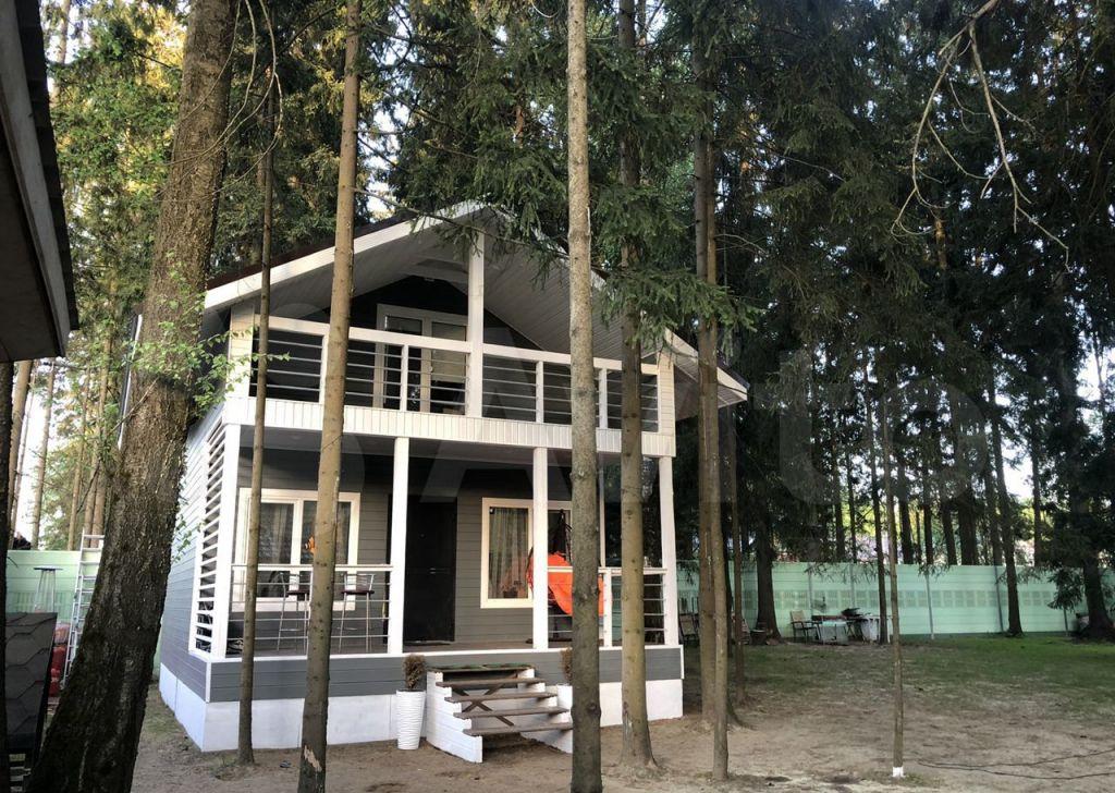 Продажа дома деревня Ермолино, цена 7800000 рублей, 2021 год объявление №623754 на megabaz.ru