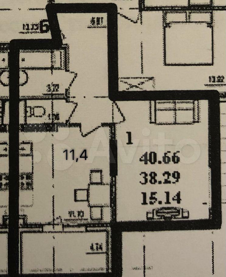 Продажа однокомнатной квартиры деревня Чёрная, Европейская улица 28, цена 5400000 рублей, 2021 год объявление №620634 на megabaz.ru