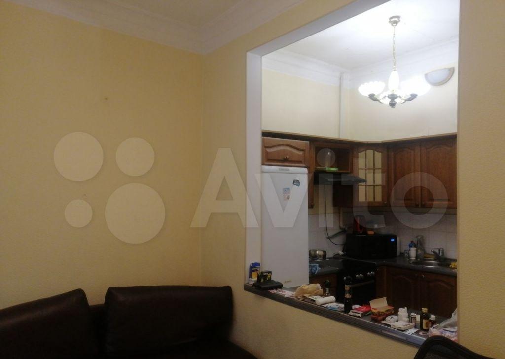 Продажа двухкомнатной квартиры Москва, метро Рижская, проспект Мира 70, цена 12750000 рублей, 2021 год объявление №600672 на megabaz.ru