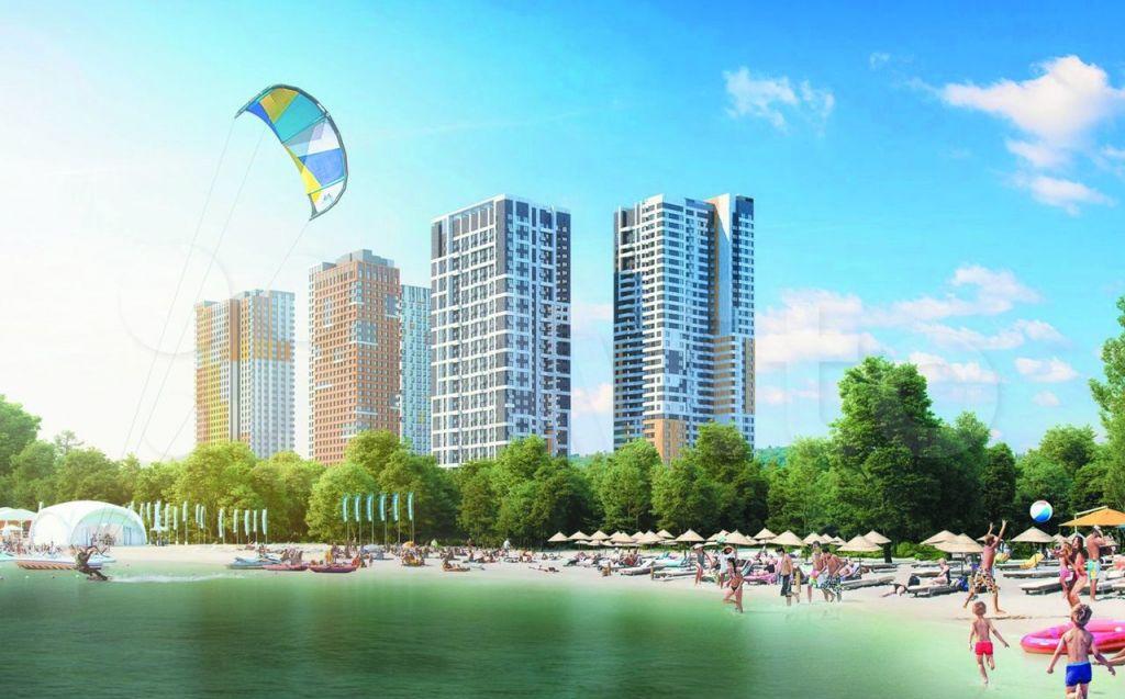 Продажа однокомнатной квартиры деревня Одинцово, цена 7980000 рублей, 2021 год объявление №532511 на megabaz.ru