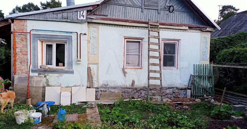 Продажа дома посёлок Пески, Комсомольская улица 14, цена 1500000 рублей, 2021 год объявление №661970 на megabaz.ru
