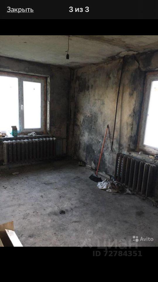 Продажа двухкомнатной квартиры деревня Алфёрово, цена 1870000 рублей, 2021 год объявление №617573 на megabaz.ru