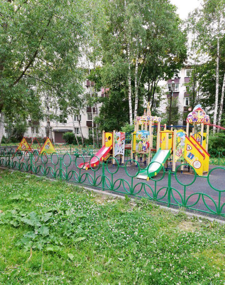 Аренда однокомнатной квартиры Солнечногорск, Банковская улица 26, цена 19000 рублей, 2021 год объявление №1383645 на megabaz.ru