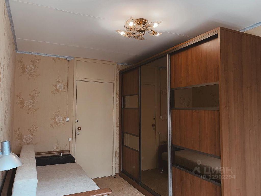 Продажа двухкомнатной квартиры Москва, метро Нагорная, Нахимовский проспект 27к1, цена 12800000 рублей, 2021 год объявление №615507 на megabaz.ru