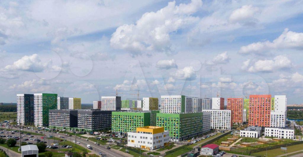 Продажа двухкомнатной квартиры Москва, метро Бунинская аллея, цена 8700000 рублей, 2021 год объявление №617365 на megabaz.ru