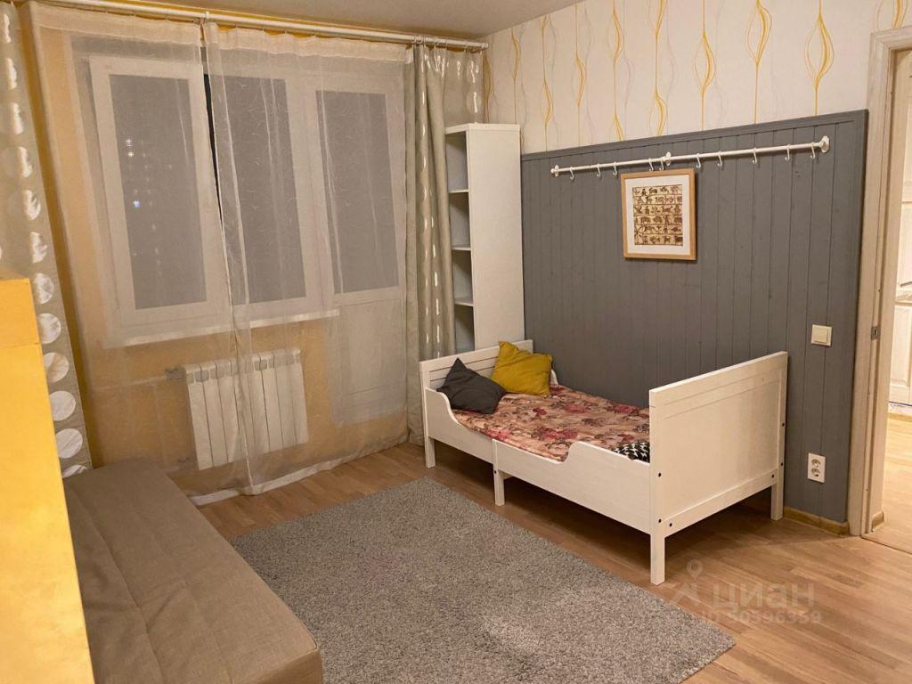 Продажа однокомнатной квартиры Москва, метро Люблино, улица Марьинский Парк 21к2, цена 9300000 рублей, 2021 год объявление №616870 на megabaz.ru