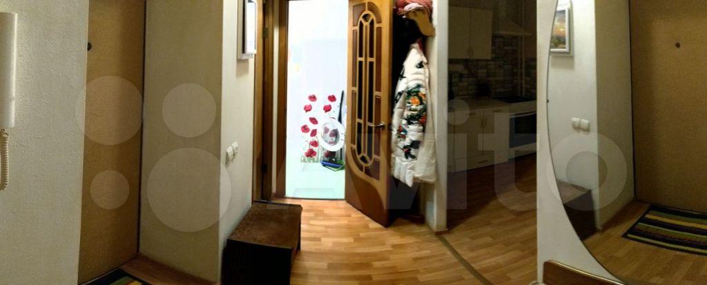 Продажа однокомнатной квартиры Электросталь, улица Карла Маркса 46, цена 2600000 рублей, 2021 год объявление №617405 на megabaz.ru