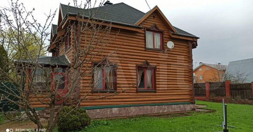 Продажа дома деревня Тарасково, Центральная улица 48В, цена 13500000 рублей, 2021 год объявление №631541 на megabaz.ru