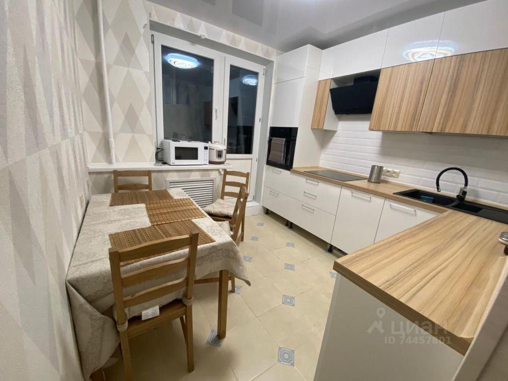 Продажа однокомнатной квартиры Павловский Посад, цена 3300000 рублей, 2021 год объявление №637869 на megabaz.ru
