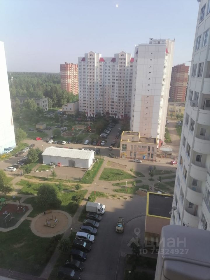 Продажа двухкомнатной квартиры Краснознаменск, улица Связистов 10к1, цена 8440000 рублей, 2021 год объявление №641207 на megabaz.ru
