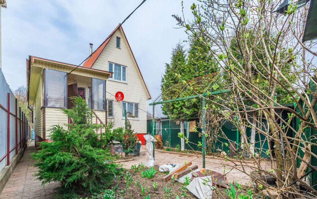 Продажа дома садовое товарищество Лесное, цена 6300000 рублей, 2021 год объявление №626231 на megabaz.ru