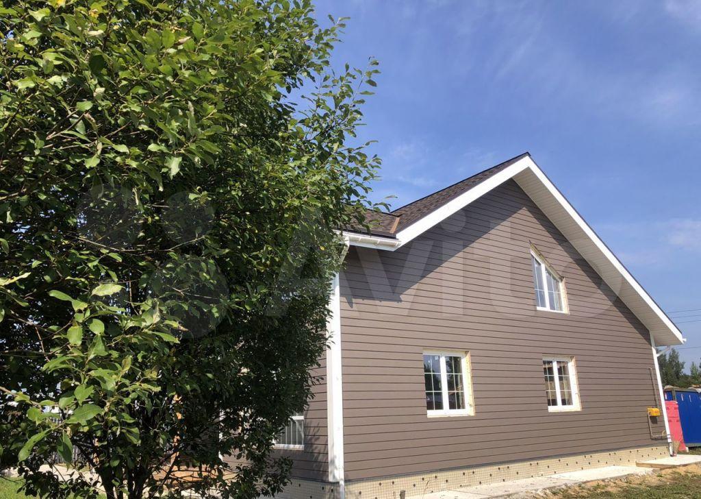 Продажа дома деревня Никульское, цена 15599000 рублей, 2021 год объявление №694663 на megabaz.ru