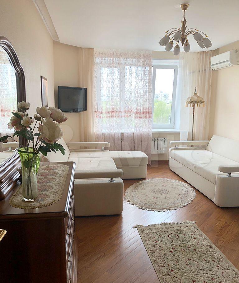 Аренда однокомнатной квартиры Пушкино, Надсоновская улица 24, цена 35000 рублей, 2021 год объявление №1384941 на megabaz.ru