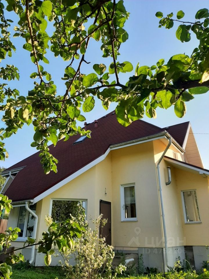 Продажа дома Высоковск, Пролетарский проезд 15, цена 12300000 рублей, 2021 год объявление №644757 на megabaz.ru