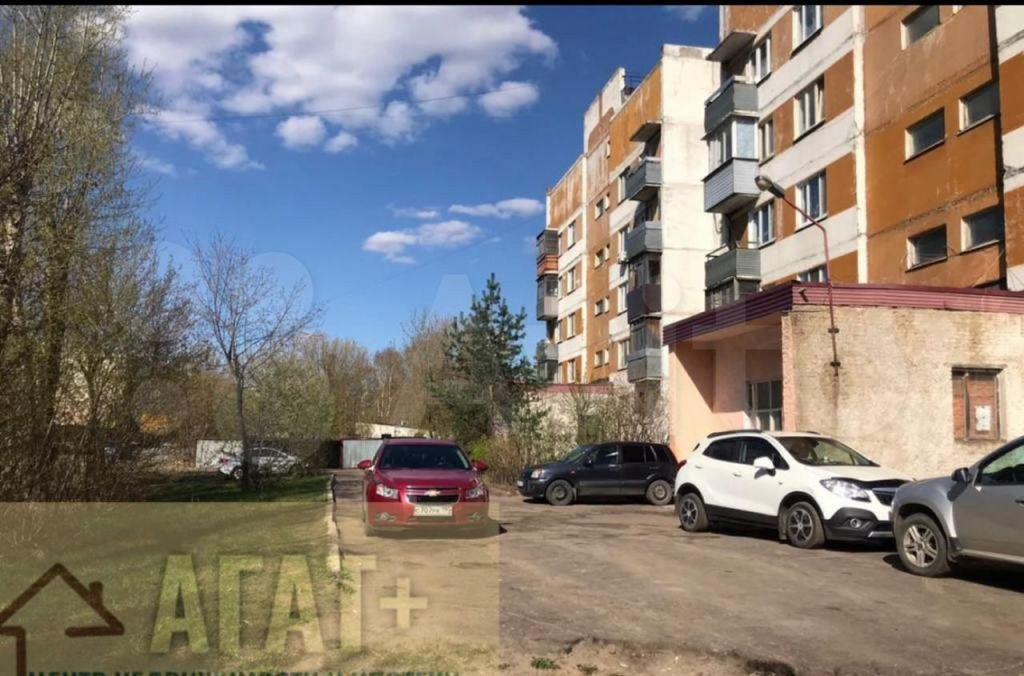 Продажа двухкомнатной квартиры поселок совхоза Раменское, Шоссейная улица 30, цена 4350000 рублей, 2021 год объявление №617408 на megabaz.ru