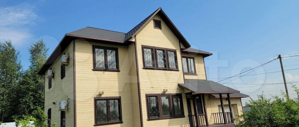 Продажа дома село Петровское, цена 8790000 рублей, 2021 год объявление №672370 на megabaz.ru