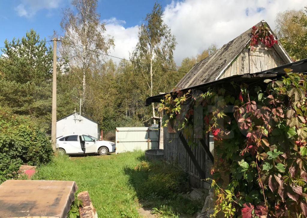 Продажа дома СНТ Горелый Лес, улица Рублёва, цена 480000 рублей, 2021 год объявление №486006 на megabaz.ru