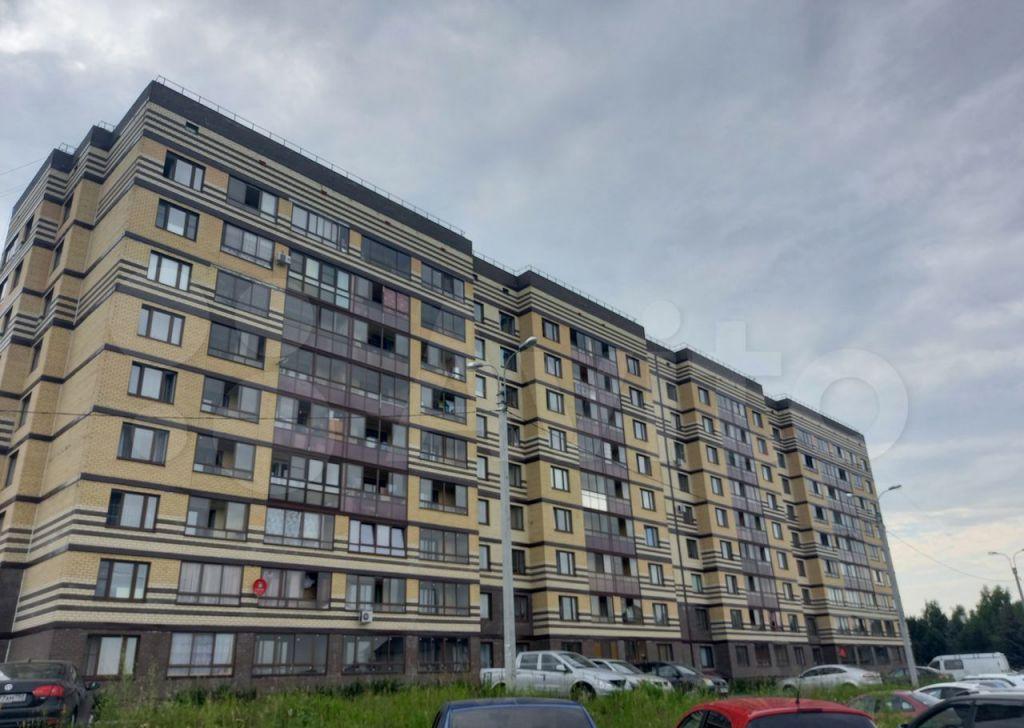 Продажа однокомнатной квартиры Сергиев Посад, Владимирская улица 65, цена 3200000 рублей, 2021 год объявление №662343 на megabaz.ru