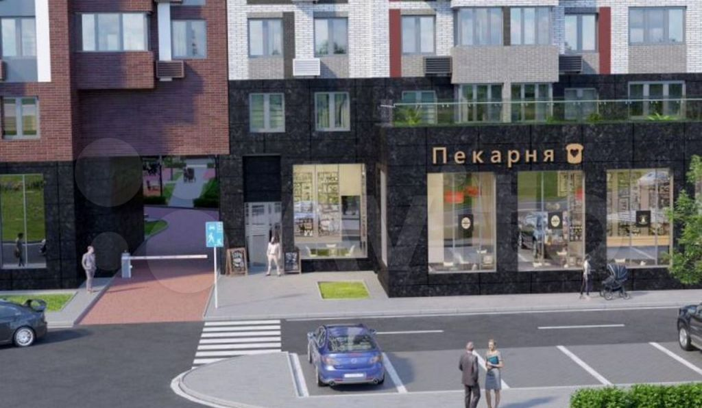 Продажа двухкомнатной квартиры поселок Нагорное, Липкинское шоссе 1, цена 7480000 рублей, 2021 год объявление №599333 на megabaz.ru
